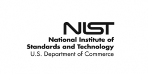 US Department of Commerce NIST logo. NIST stands for National Institute of Standards and Technology.